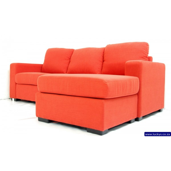 Kirra Red corner Lounge suite 2pc