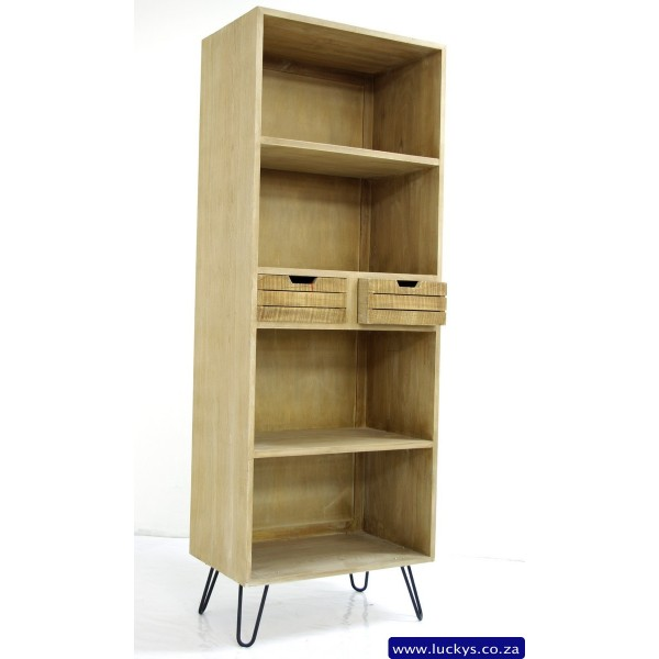 Sumber Wooden Bookshelf IF 1692