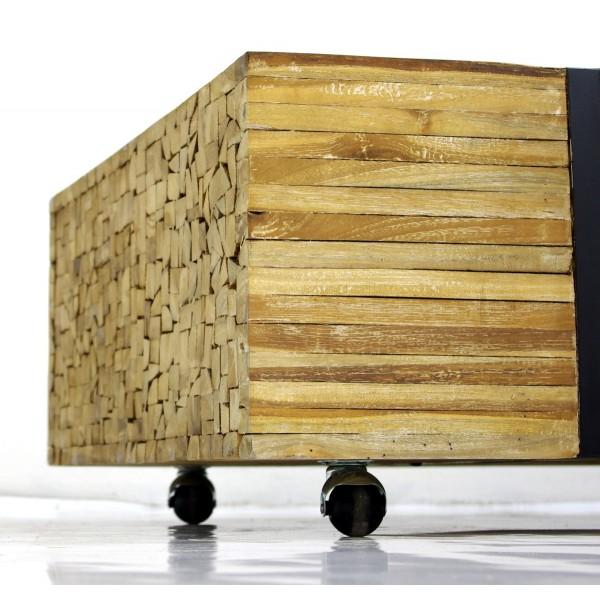 Jawa Coffee Table On Wheels