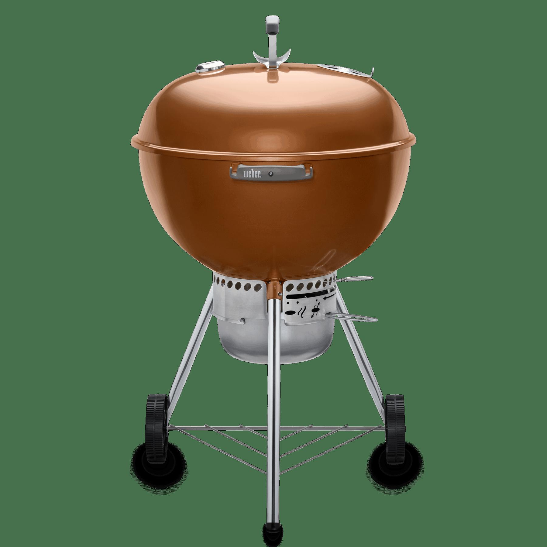 Weber 57cm Premium Kettle Charcoal Braai