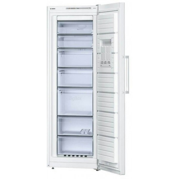 Bosch 220L Upright Freezer GSN33VW30Z White