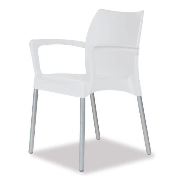 Gold Sapphire Chair