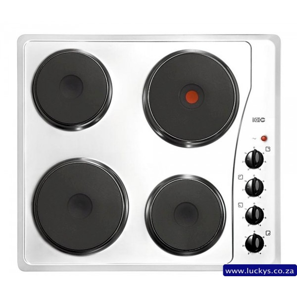 KIC Built In 4 Plate Electric Hob KHB 604 IX