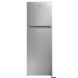 Defy DAD 237 D200 Combi Fridge Metallic