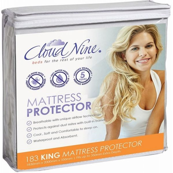 Cloud Mattress Protector