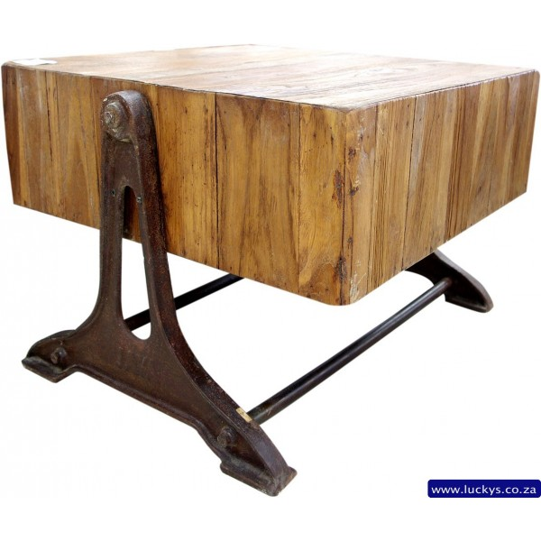 Indo Singer End Table
