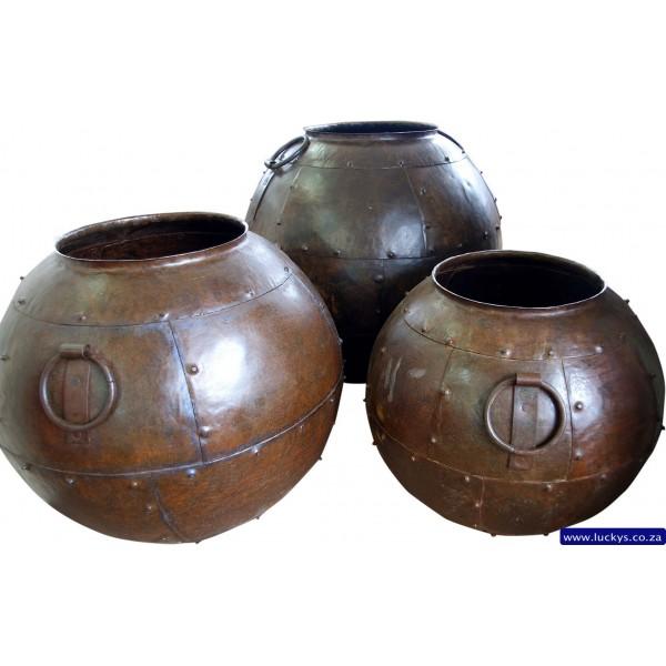 Lotus N-59 Iron Pot Set 55x55