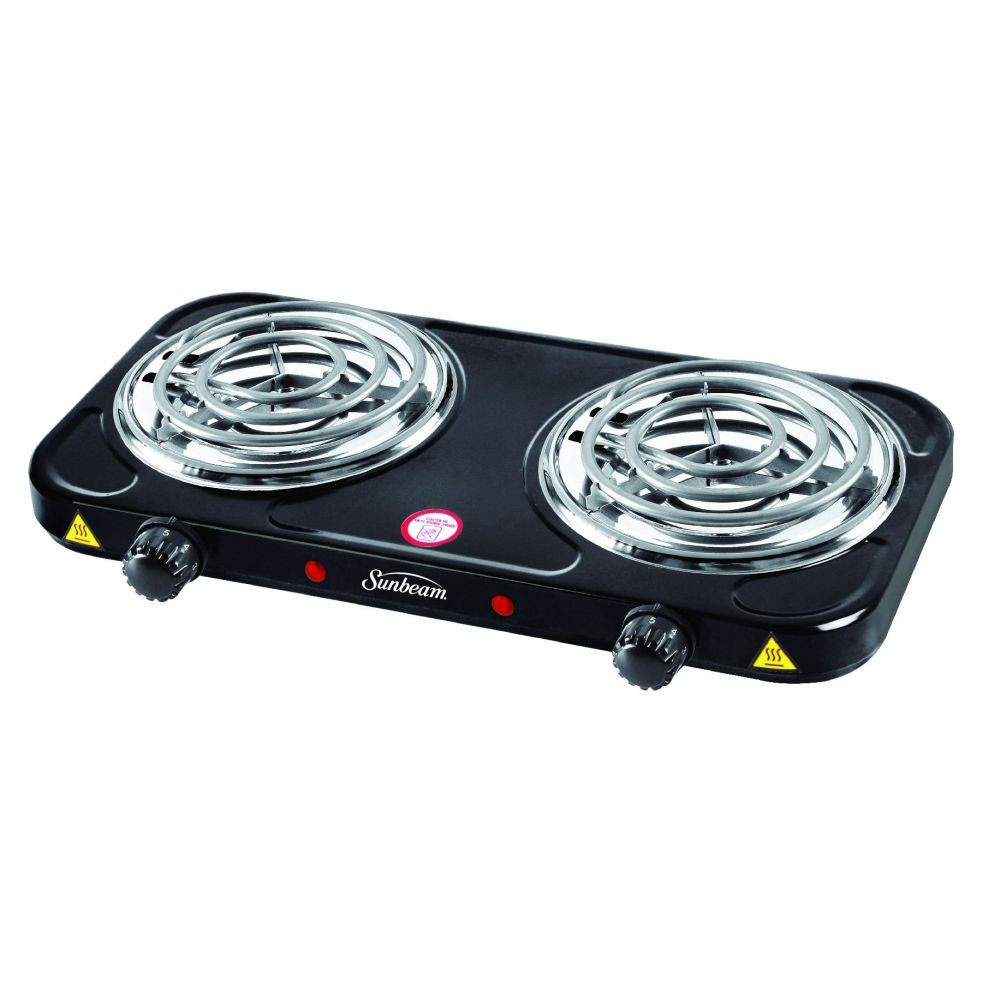 Sunbeam SDS-200BD Double Spiral Hotplate