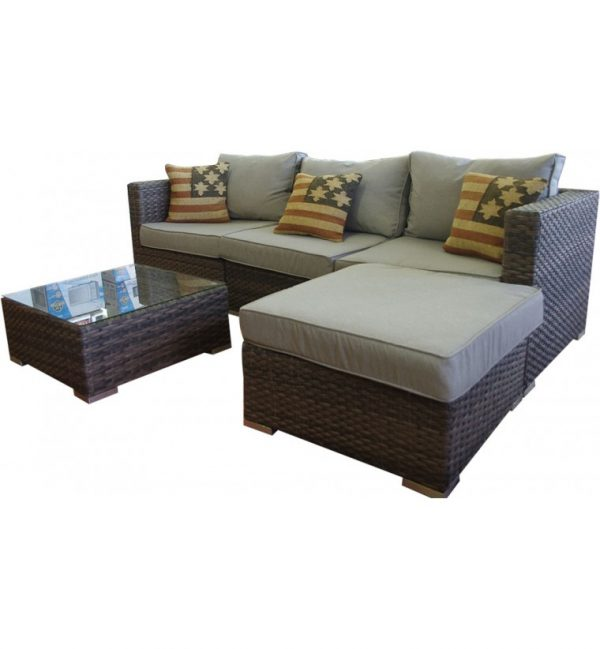 MLM-210249 5 Piece Corner Lounge Suite