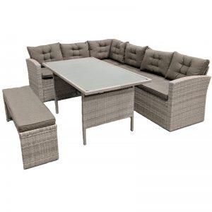 MLM-210339 4 Piece Corner Set