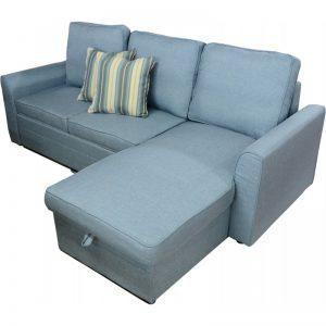 Yilian YL 80069 Corner Sleeper Couch