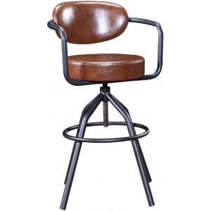 Rockwell Brenda Swivel Bar Chair