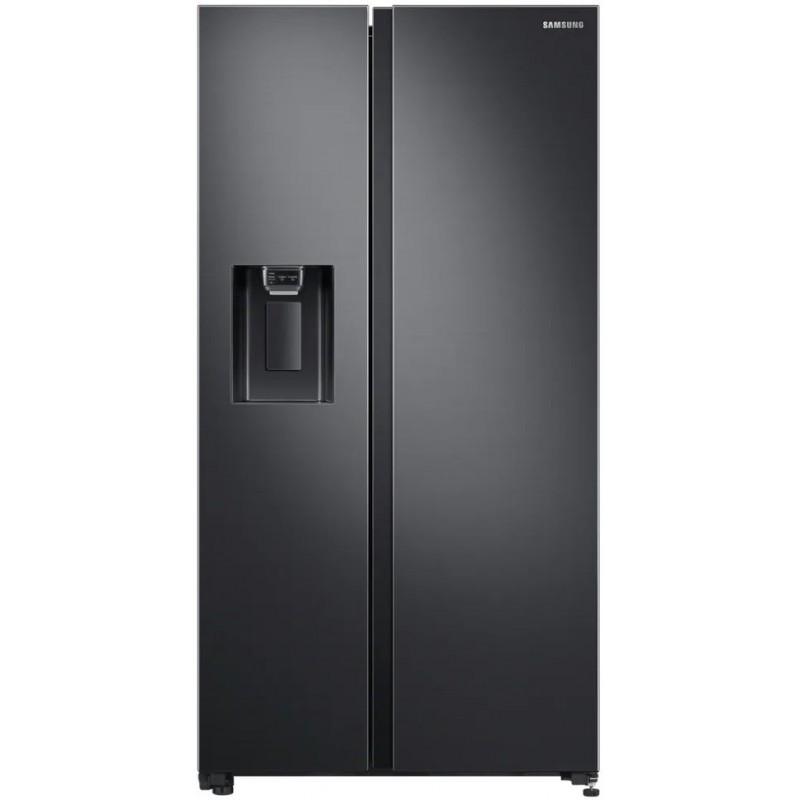 Samsung RS64R5311B4 660L Side by Side Fridge Black