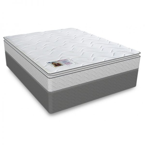 Rest Assured Matrix Dreamrest 152cm Queen Base Set