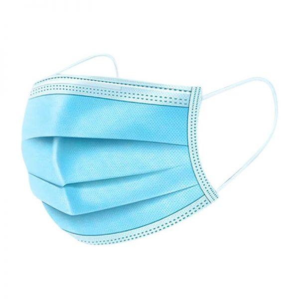 3 Ply Disposable Face Mask 50pcs