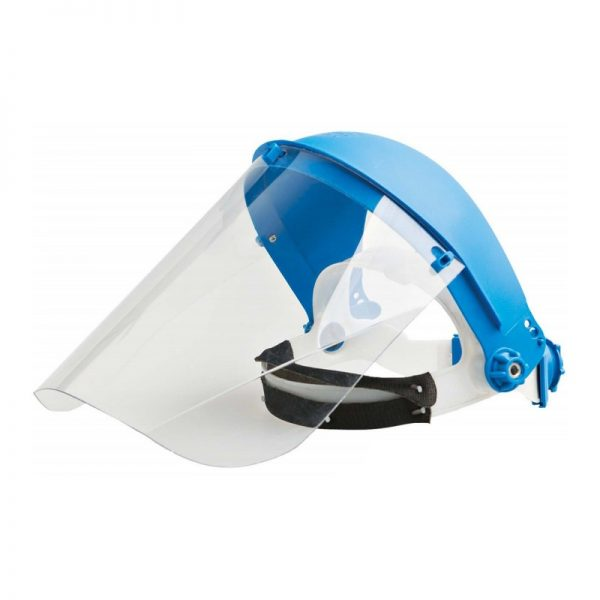 Maxi Face Shield with Browguard