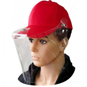 Face Shield Cap
