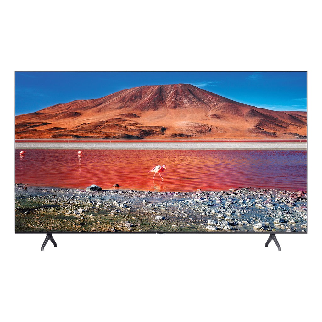 Samsung Crystal UHD Smart TV