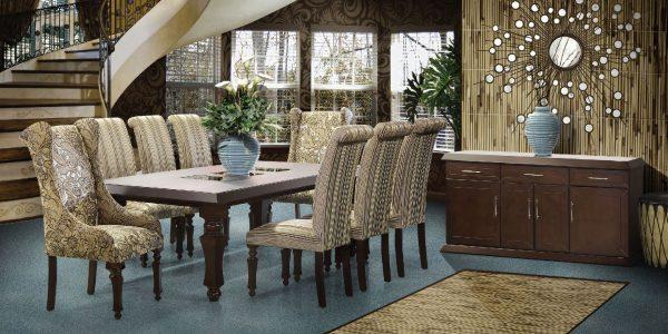 Linea Casablanca Dining Room Set