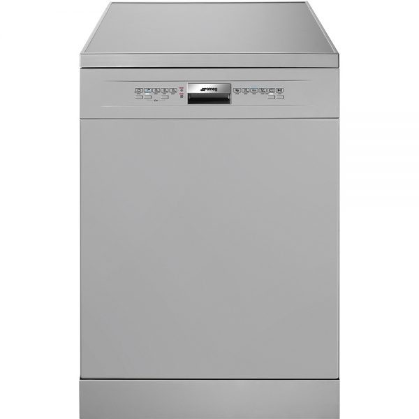 Smeg DW6QSSA 13-Place Dishwasher Silver
