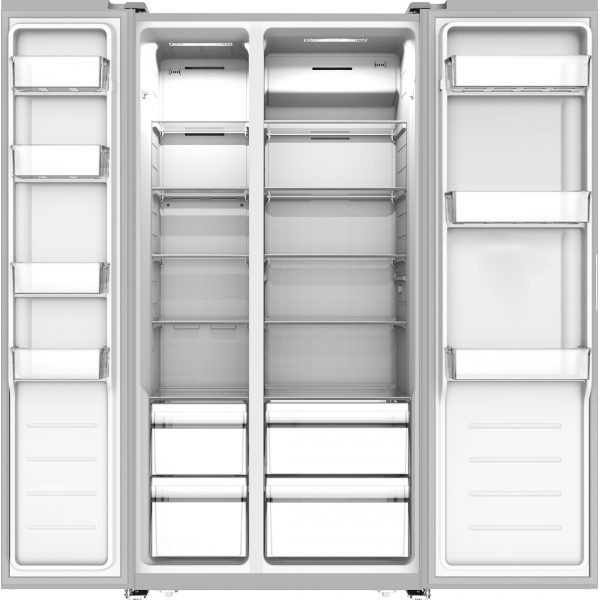 Hisense H670SIA 516L Side-by-Side Fridge