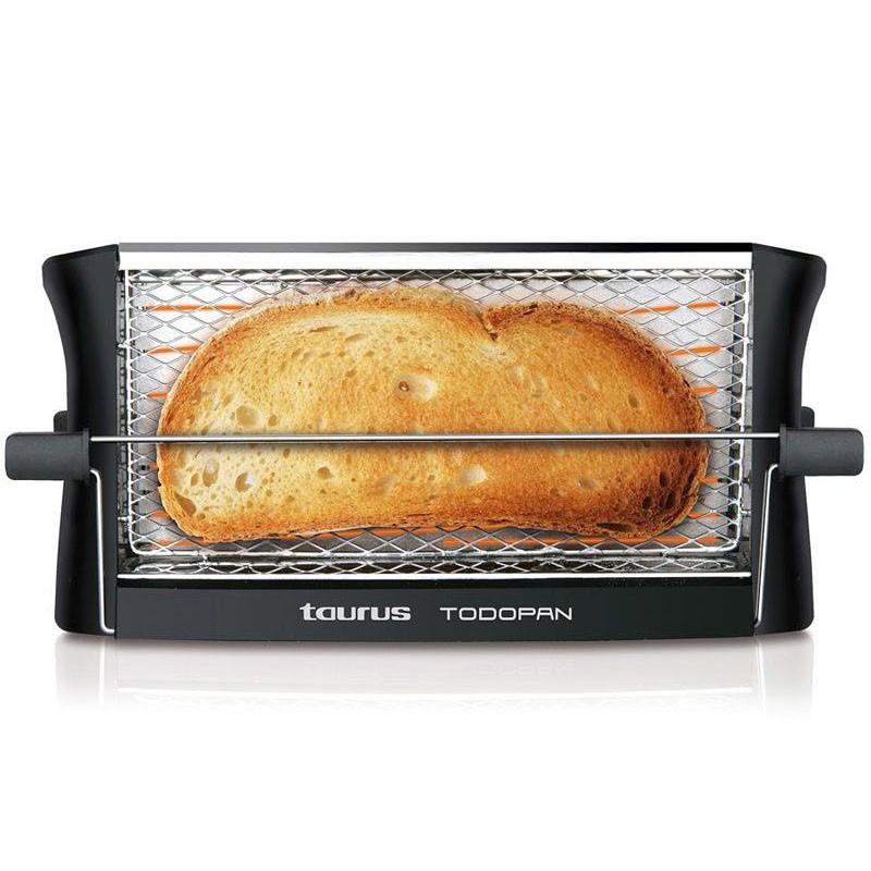 Taurus 960632 2-Slice Toaster Stainless Steel