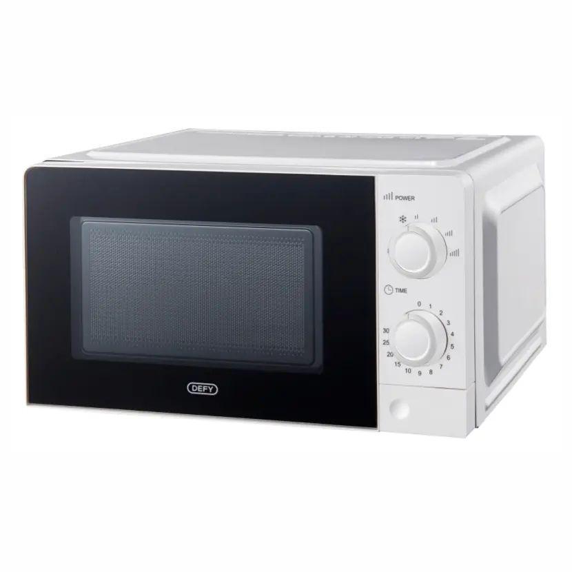 Defy DMO 384 20L Solo Microwave White