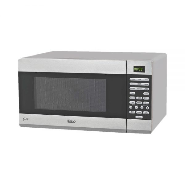 Defy DMO 392 34L Grill Microwave Silver