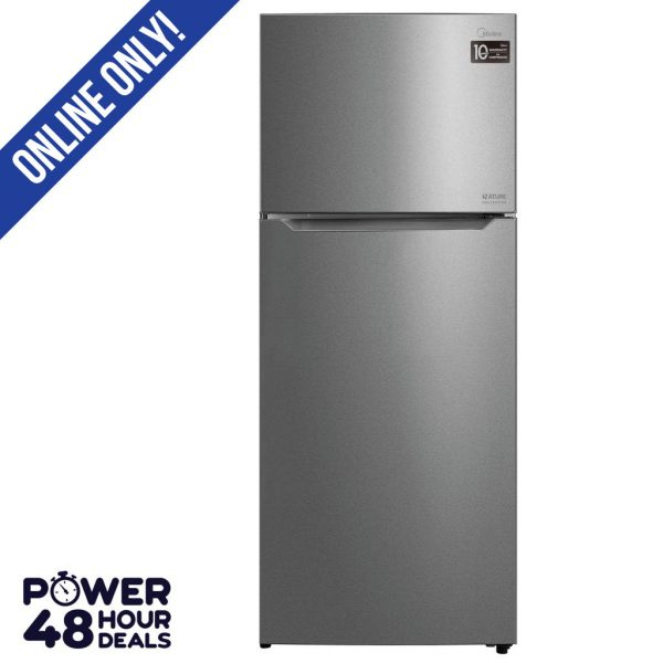 Midea HD-606FWEN 468L Combi Fridge