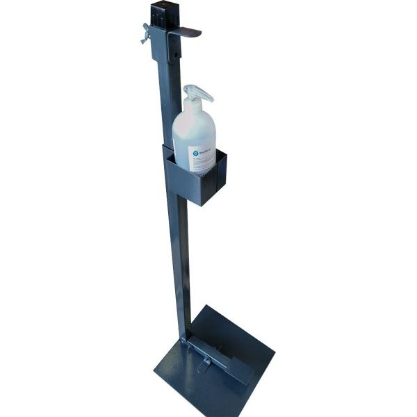 Foot Operated Sanitizer Station