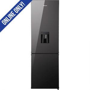 Hisense H360BMI-WD 269L Combi Fridge Black
