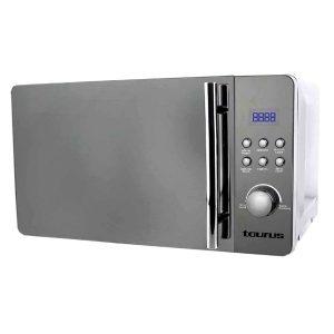 Taurus 970700 Microonda Digital 20L Microwave Silver