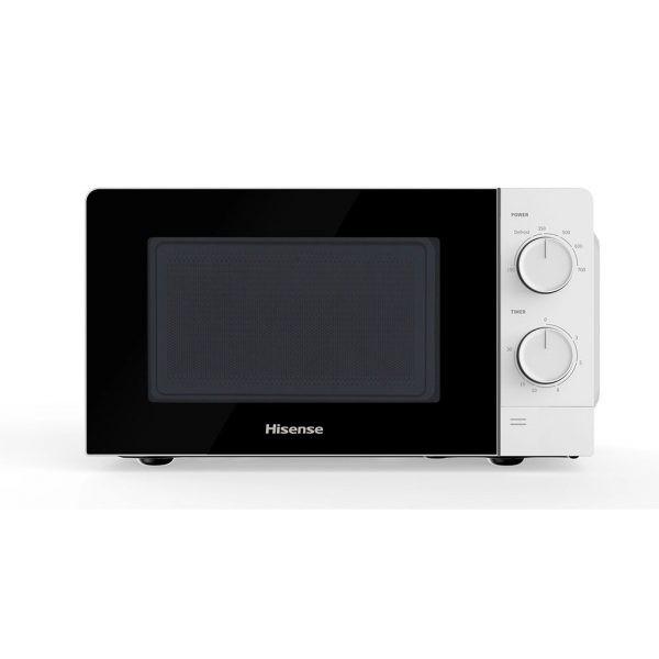 Hisense H20MOW1 20L Microwave White