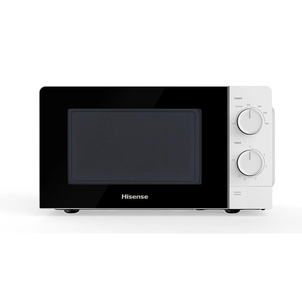 Hisense H20MOWS1 20L Manual Microwave White