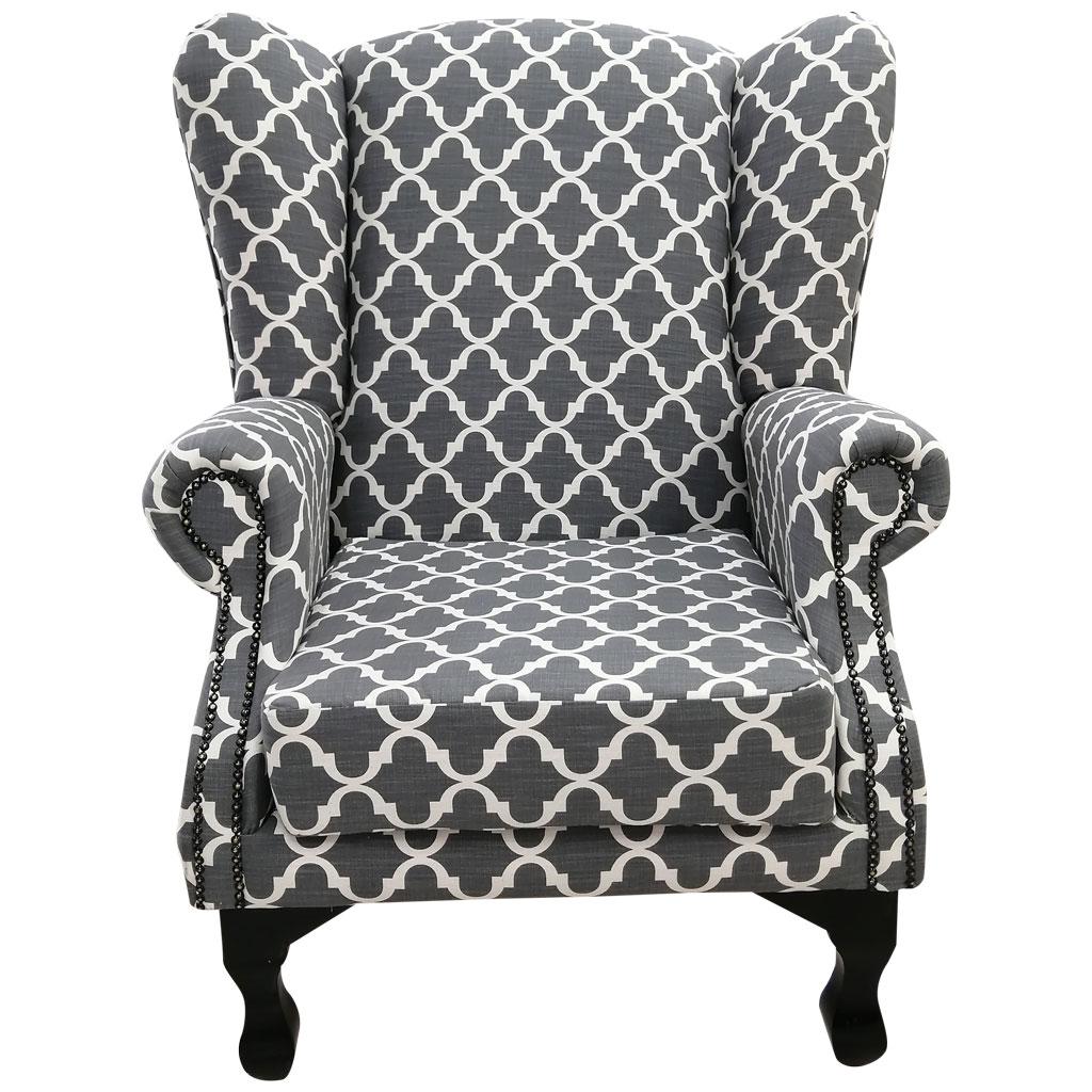 Torino Frazer Wingback Chair