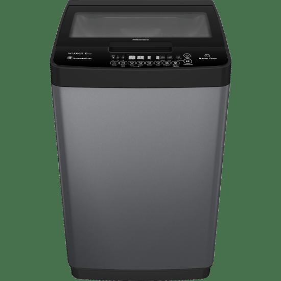 Hisense WTJD802T 8kg Top Loader Grey