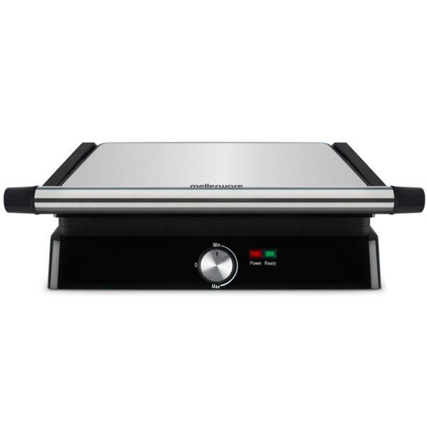 Mellerware 28560A 4-Slice Panini Press