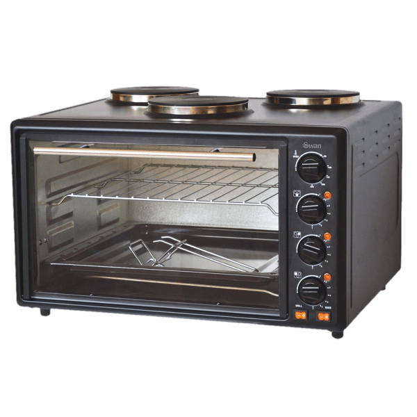 Swan 42L 3-Plate Compact Oven
