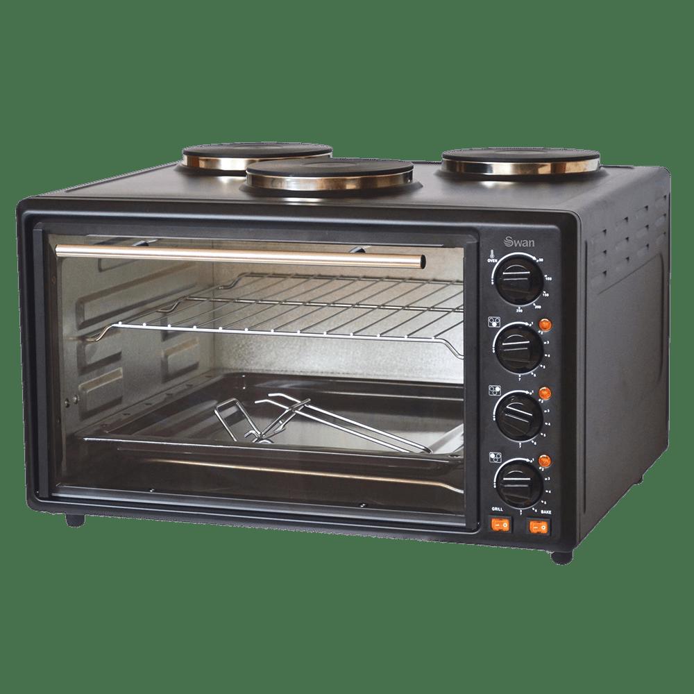 Swan 42L 3-Plate Mini Oven